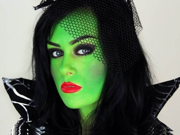 halloween pretty witch makeup ideas pictures - Witch Halloween Makeup Ideas