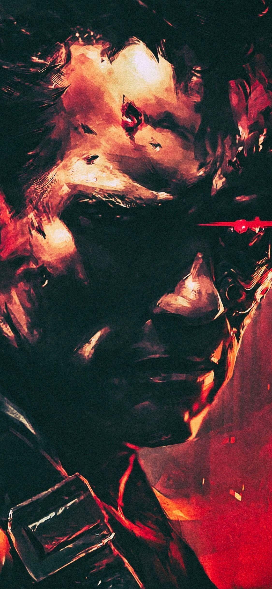 The Terminator Arnold Classic Movie Premium METAL Poster Art Print Gift