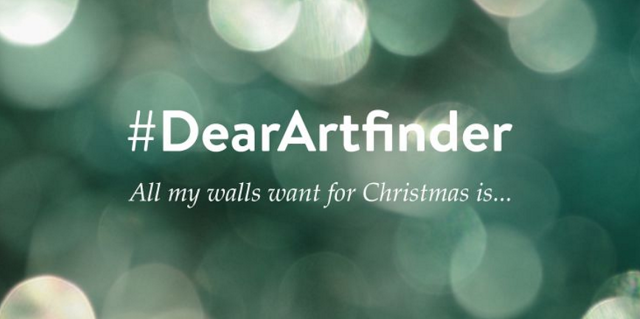 Enrico Sordi: #DearArtfinder - Win an Artwork a Day! Share your ...