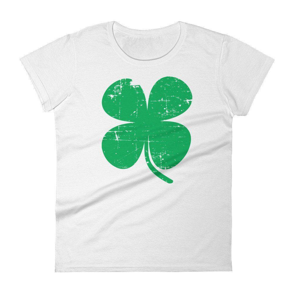 St. Patrick's Day Shamrock Women's short sleeve t-shirt