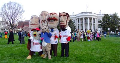 See Photos Of The White House Easter Egg Roll White House Easter Egg Easter Eggs Egg Designs
