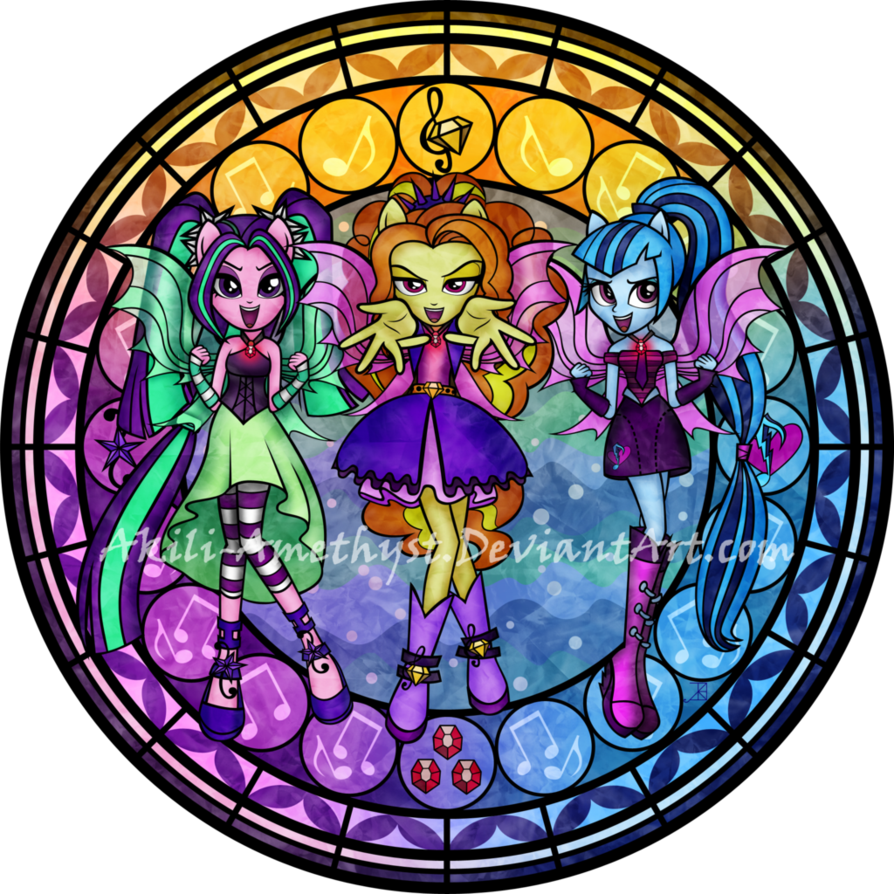 Rainbow rocks dazzlings coloring pages - The Dazzlings Aka The Sirens Adagio Dazzle Sonata Dusk And Aria Blaze From My Little Pony Friendship Is Magic Equestria Girls Rainbow Rocks