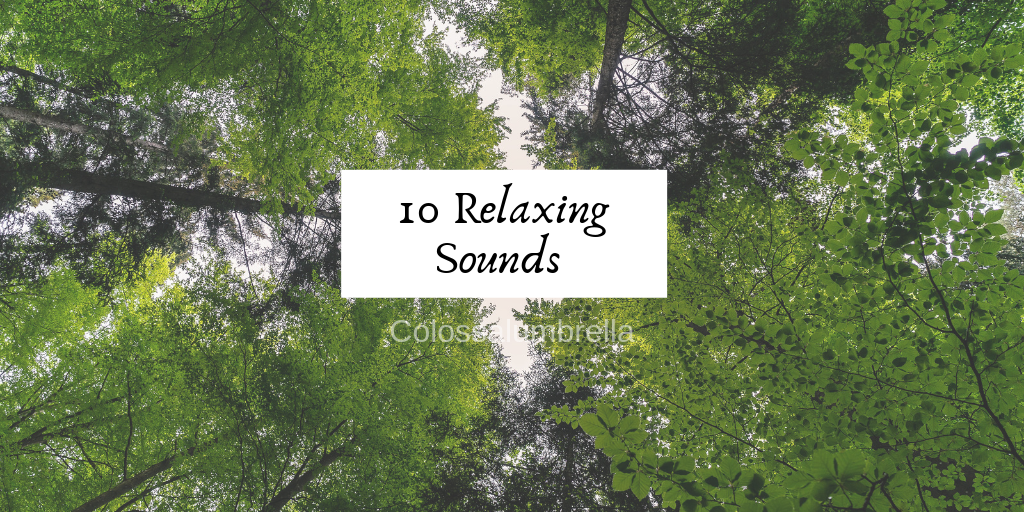 Relaxing sounds and their powerful effects How to sleep