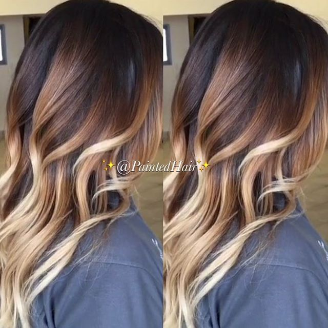 P Nikole Paintedhair If Someone Would Instagram Photo Websta Hair Styles Silver Blonde Hair Color Melting Hair