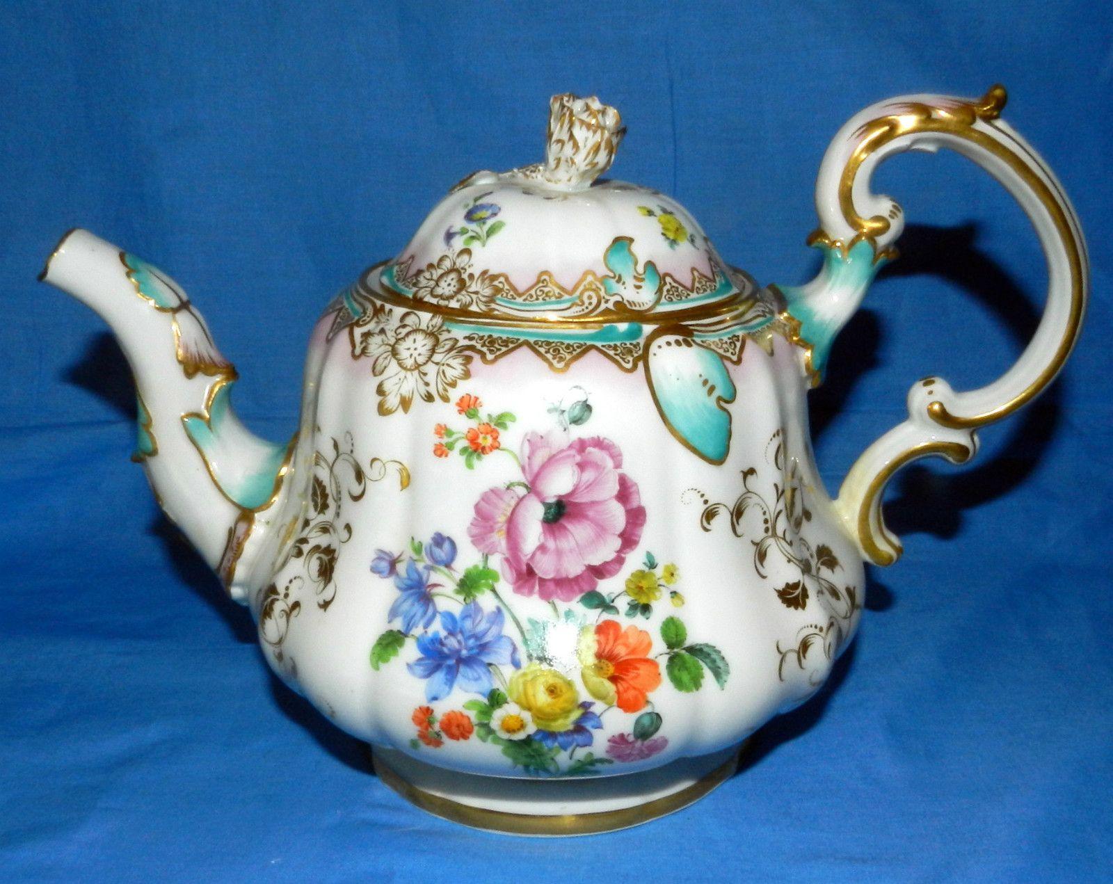 Handmade Raised Cloisonne Teapot