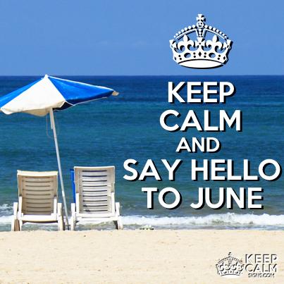 Amazing Say Hello To June