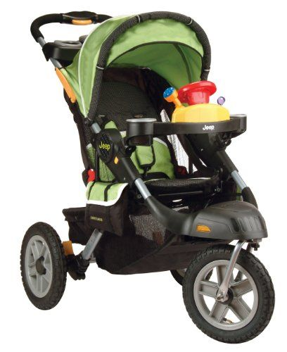 Lightweight And Jogging Baby Strollers Jeep Jogging Stroller