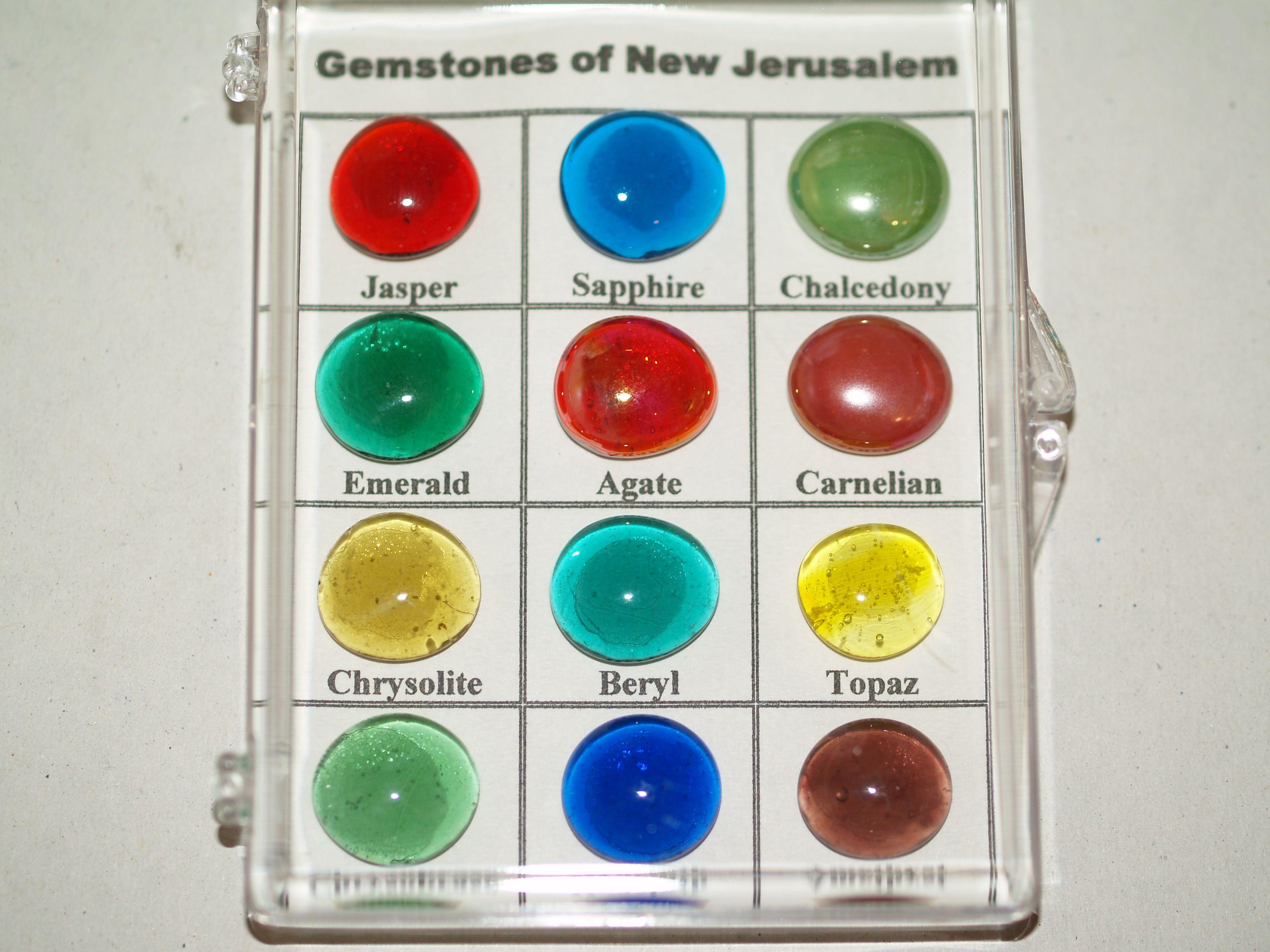 Gemstones Of New Jerusalem Simulated Stones 9 95 Zen Cart The Art Of E Commerce New Jerusalem Stone Gemstones