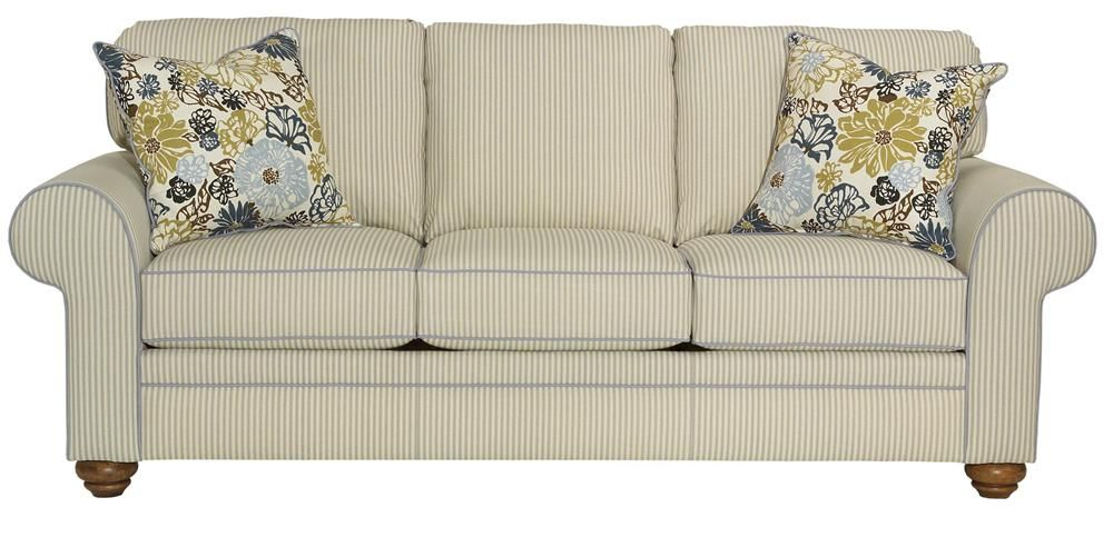Upholstery 87 Inch Standard Sofa