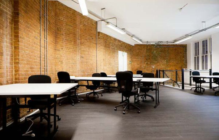 Coworking Space, Techspace London - London, UK