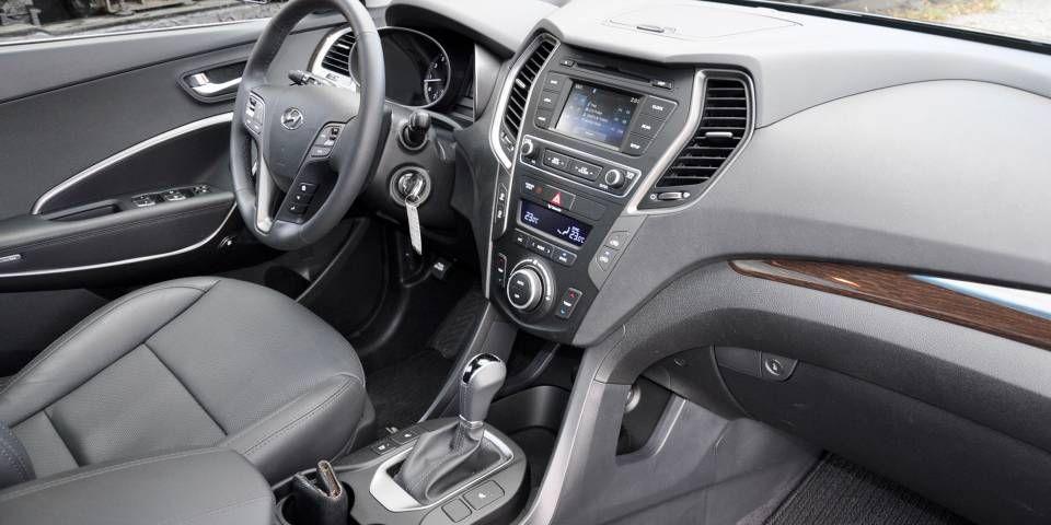 SUV Review 2017 Hyundai Santa Fe Sport Hyundai santa fe