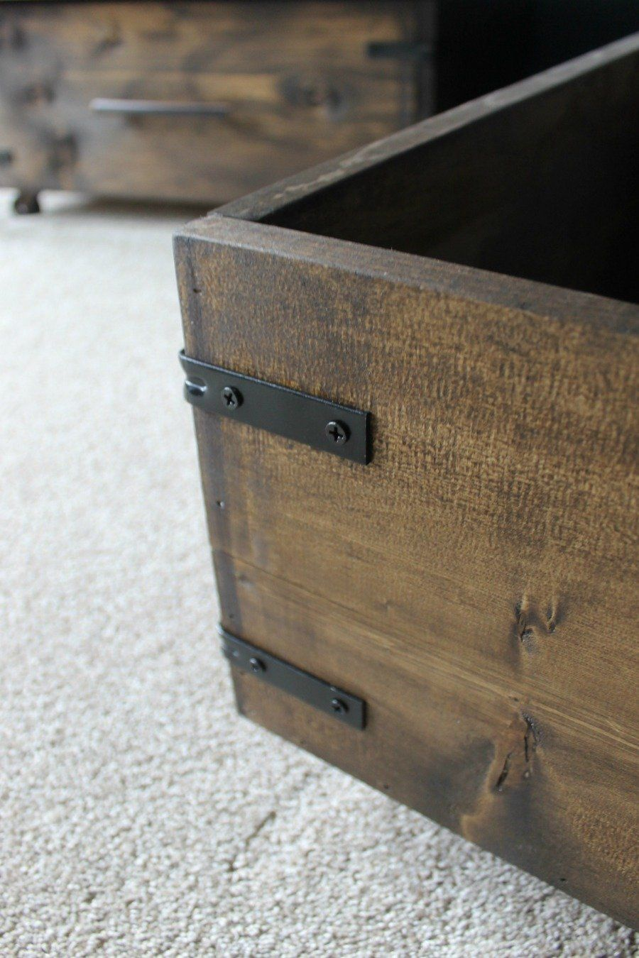 Under Bed Storage Diy How To Make Your Own In 2020 Diy Storage Bed Under Bed Storage Boxes Bed Storage Drawers