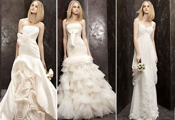 Vestidos de novia de Vera Wang: White by Vera Wang | Vera wang ...