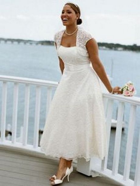 Cheap Plus Size Wedding Dresses Under 100 Plus Size Wedding Gowns Tea Length Dresses Tea Length Wedding Dress