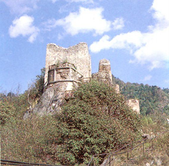 Poenari Castle | Hmmm, If I could go anywhere ...