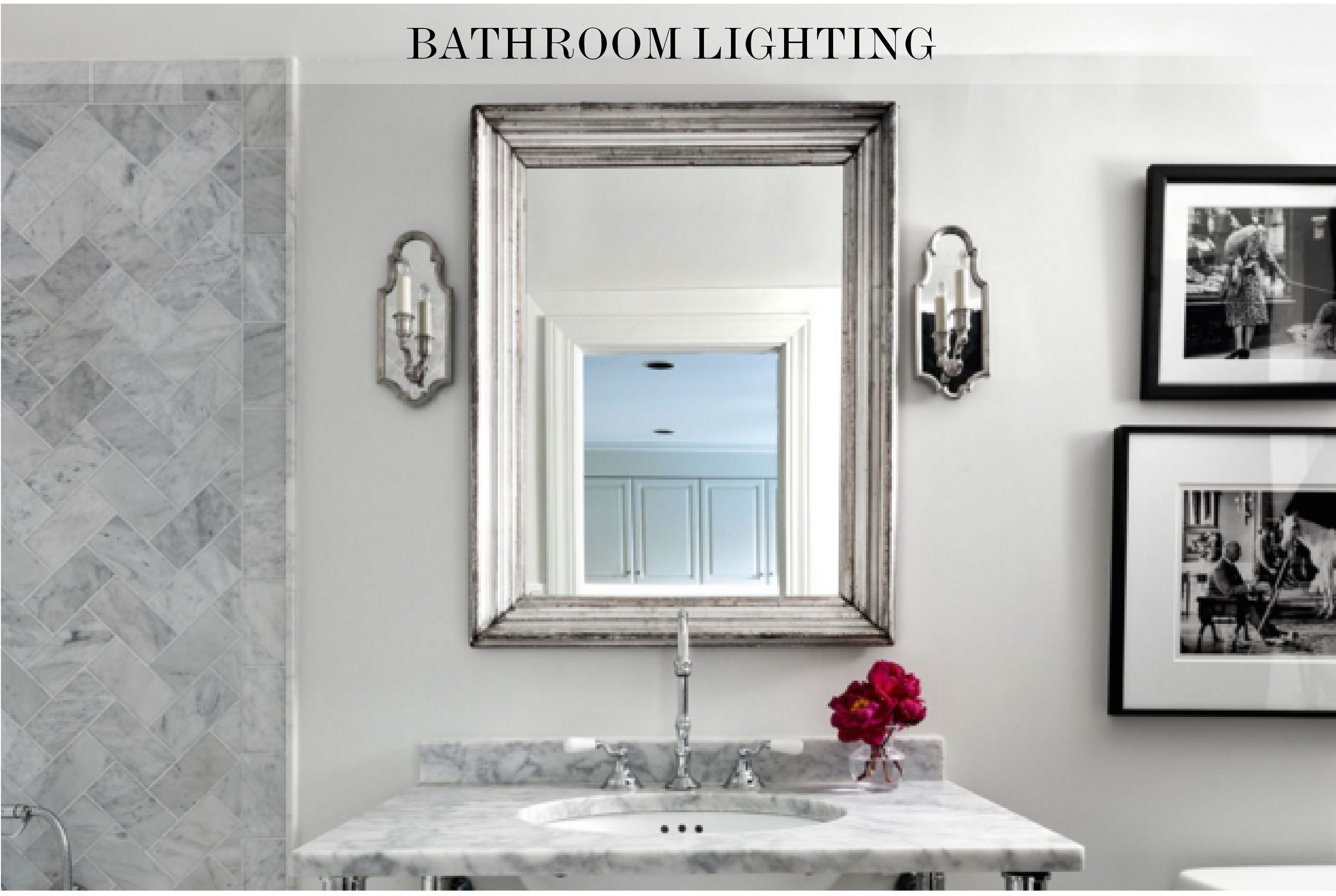 Interior Renovation Lighting Design – Part 1: Bathrooms | McGrath II Blog