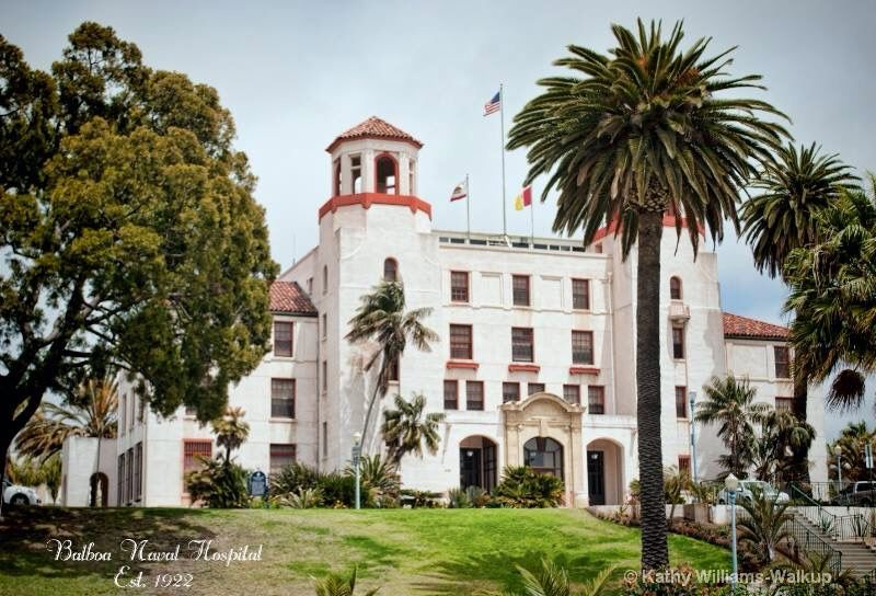 Balboa Naval Hospital Del Norte County Pacific Coast San Diego