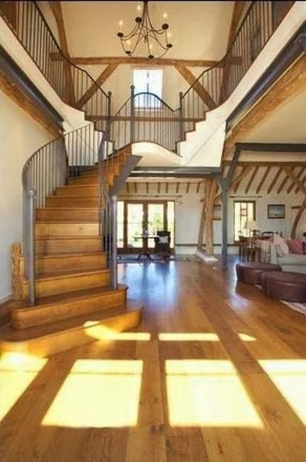 breathtaking barn conversion architecture | Beautiful Barn Conversion Design Creating Bright and ...