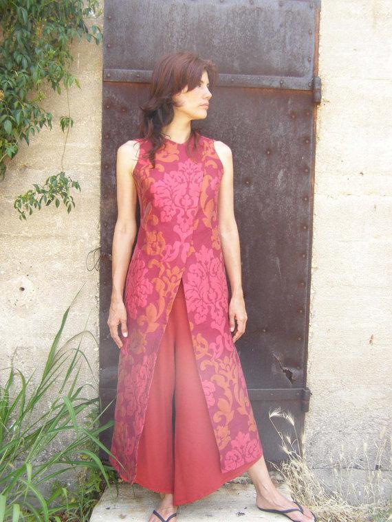 c82d53c211b14 Tailored elegant women s dressThe WOMAN WARRIOR by SHIHAR on Etsy