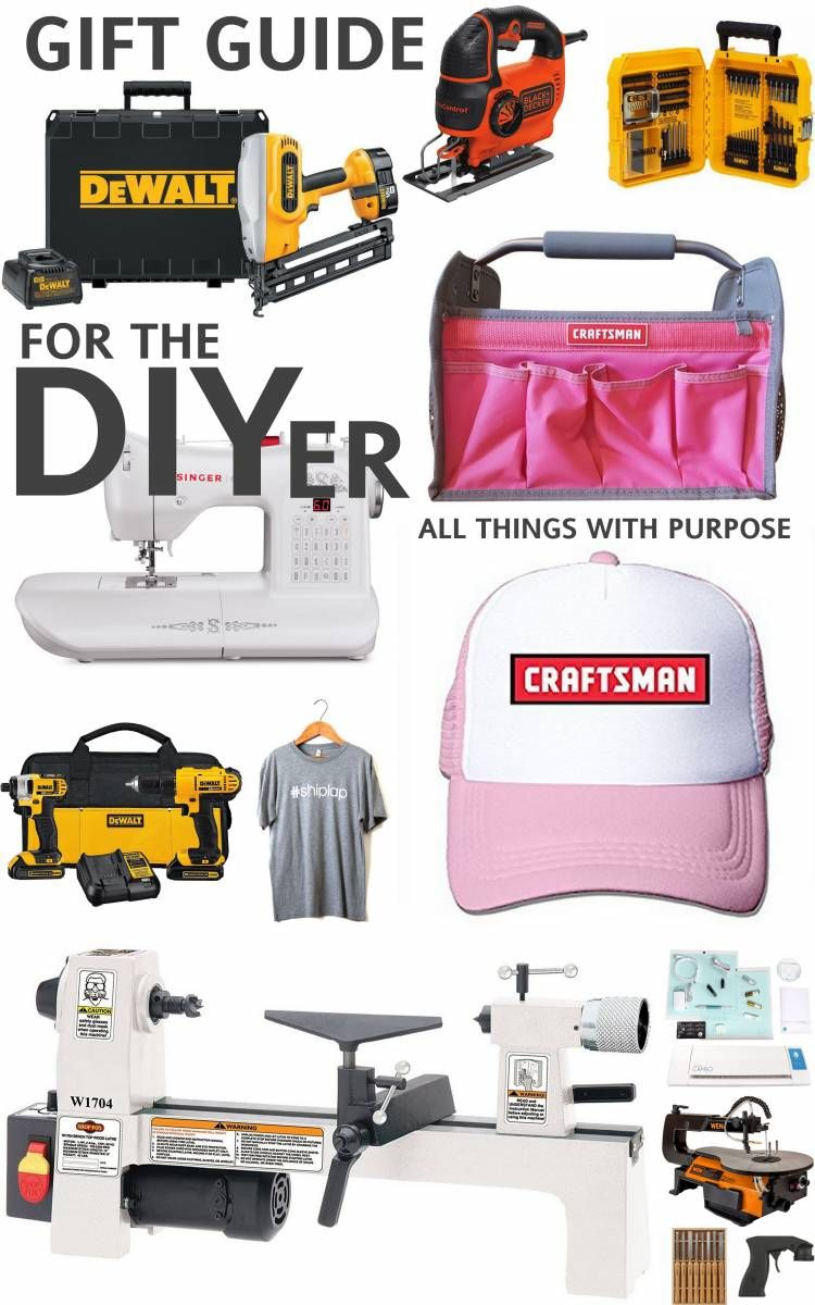 Gift Guides For The Diyer Gift Guide Diyer Holiday Gift Guide