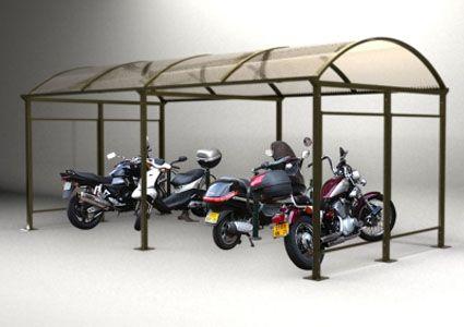 abris moto abri metallique en kit