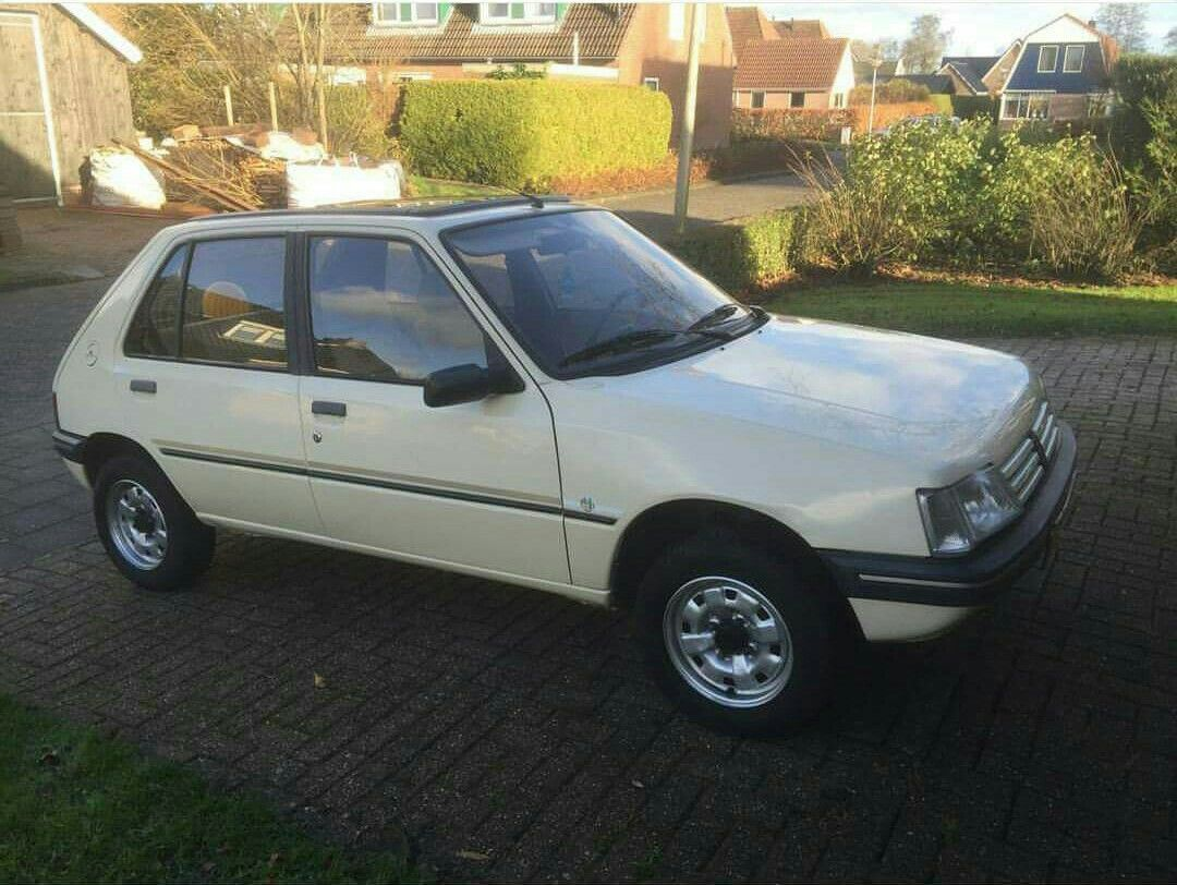 977ee8bf01cd4 Peugeot 205 gt 1.4 indiana 92 from Monaco to netherlands my love ...