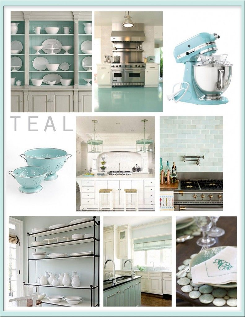 How to use Teal and Taupe in your interior design  Teal decor