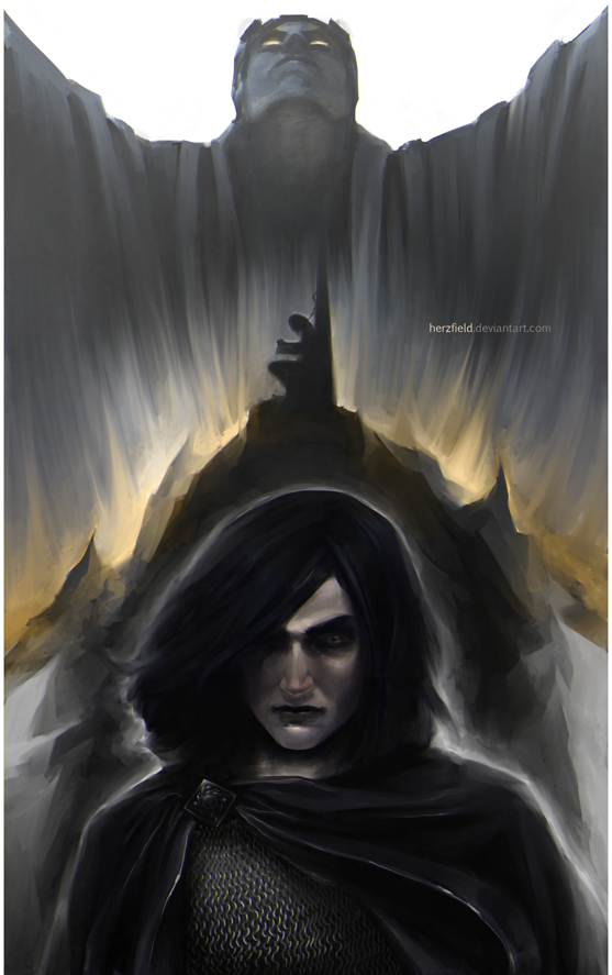 Morgoth, Hurin, and Turin
