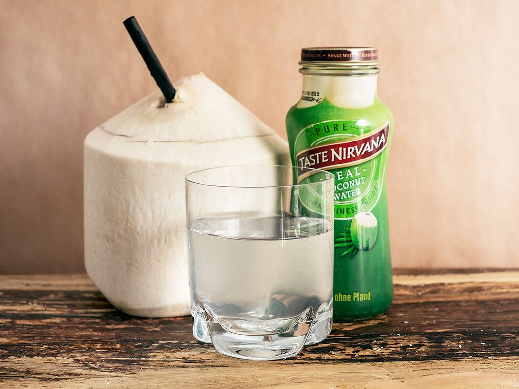 Taste Nirvana Real Coconut Water | Getränke / Drinks | Pinterest ...
