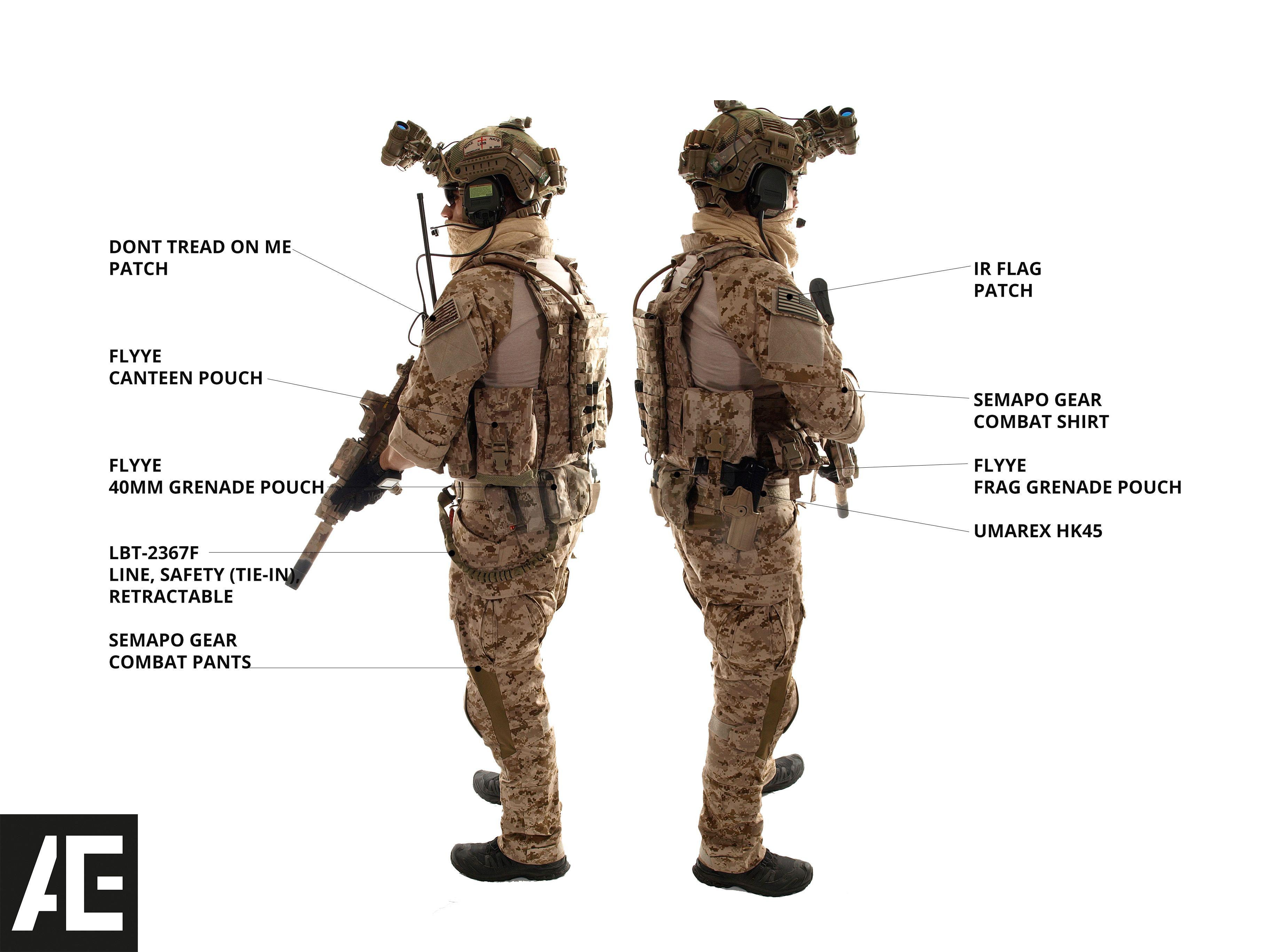 Navy Seal Gear Kitlist 2013   loadout   Navy seal gear, Navy