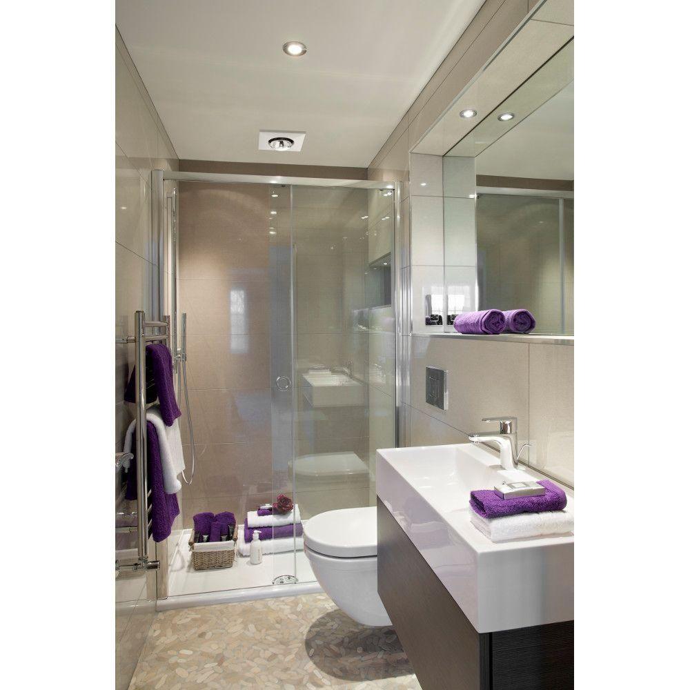 Luxury Basement Bathroom Vent