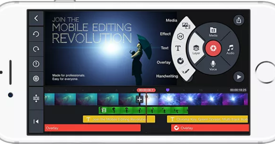 An article about KineMaster Pro Video Editor to let you know
