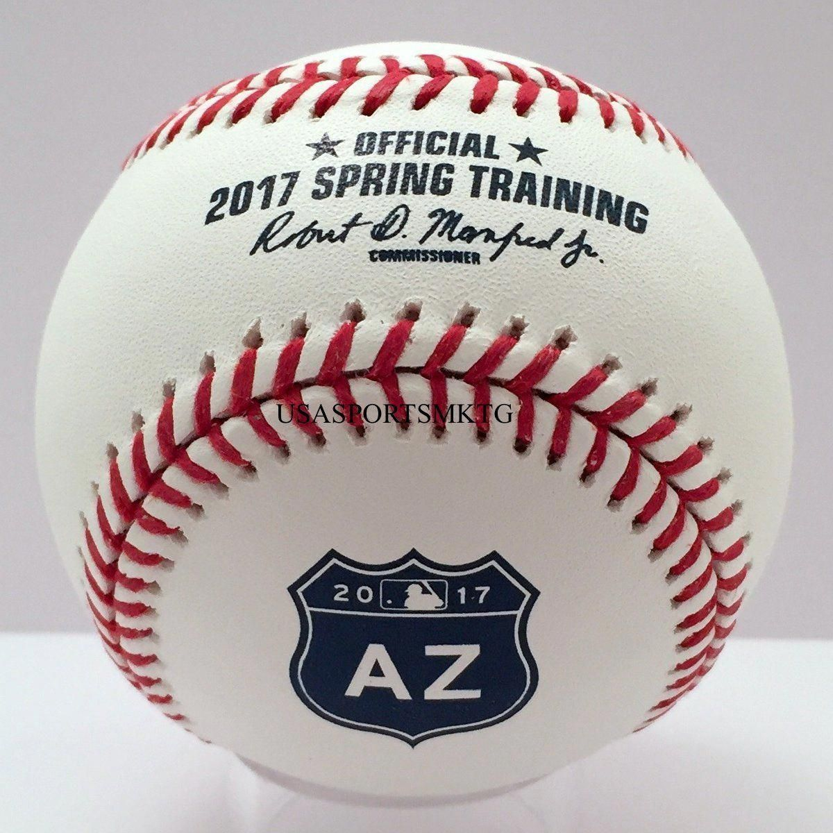 2017 Arizona Spring Training Rawlings Official MLB Game