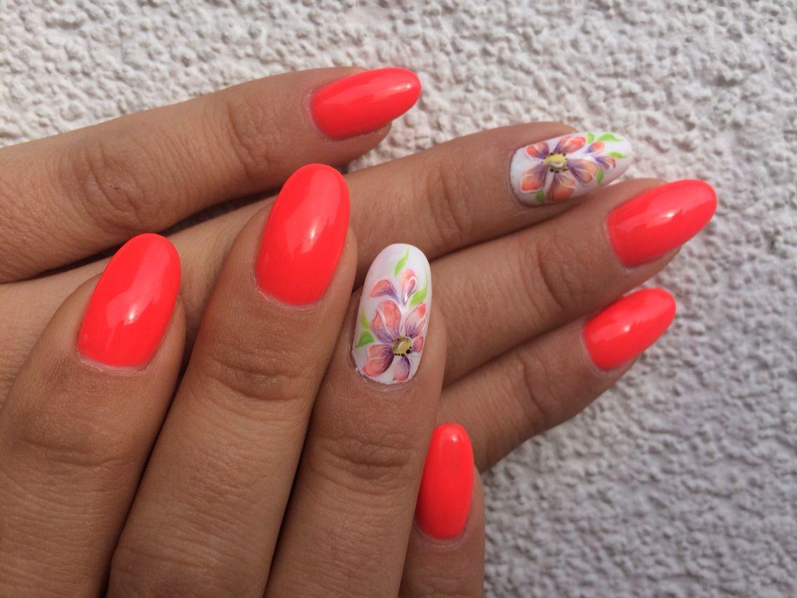 Nails inc gel nail colors and gel nail polish on pinterest -  Nails Crystal Nails N Gel Color Gel Nagelstudio Nail Art