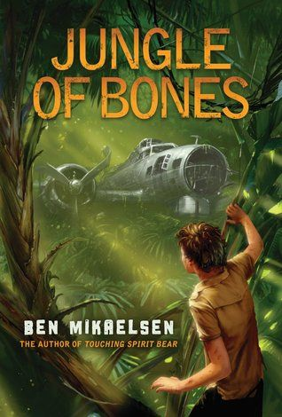Lots of good descriptions of survival in the jungle, and an interesting WWII connection that many of my boys will enjoy. Review from Ms. YingLing Reads.