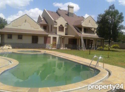 5 Bedroom House For Sale In Runda For Ksh 185 000 000 With Web Reference  103121511