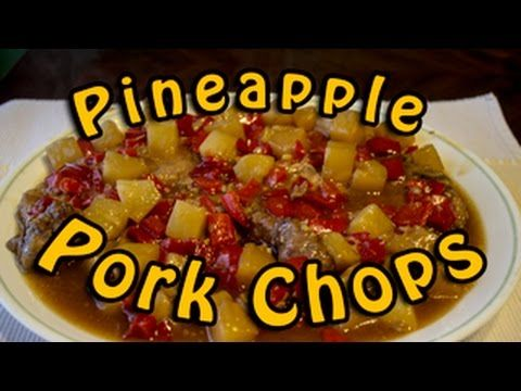 Dutch Oven Pineapple Pork Chops  1 20 Oz. can pineapple chunks in juice 1/2 cup brown sugar 1/4 cup soy sauce 1 Tbs grated ginger 3 cloves garlic finely diced 1 Tbs cornstarch 3 Tbs water …  http://LIFEWAYSVILLAGE.COM/cooking/dutch-oven-pineapple-pork-chops/
