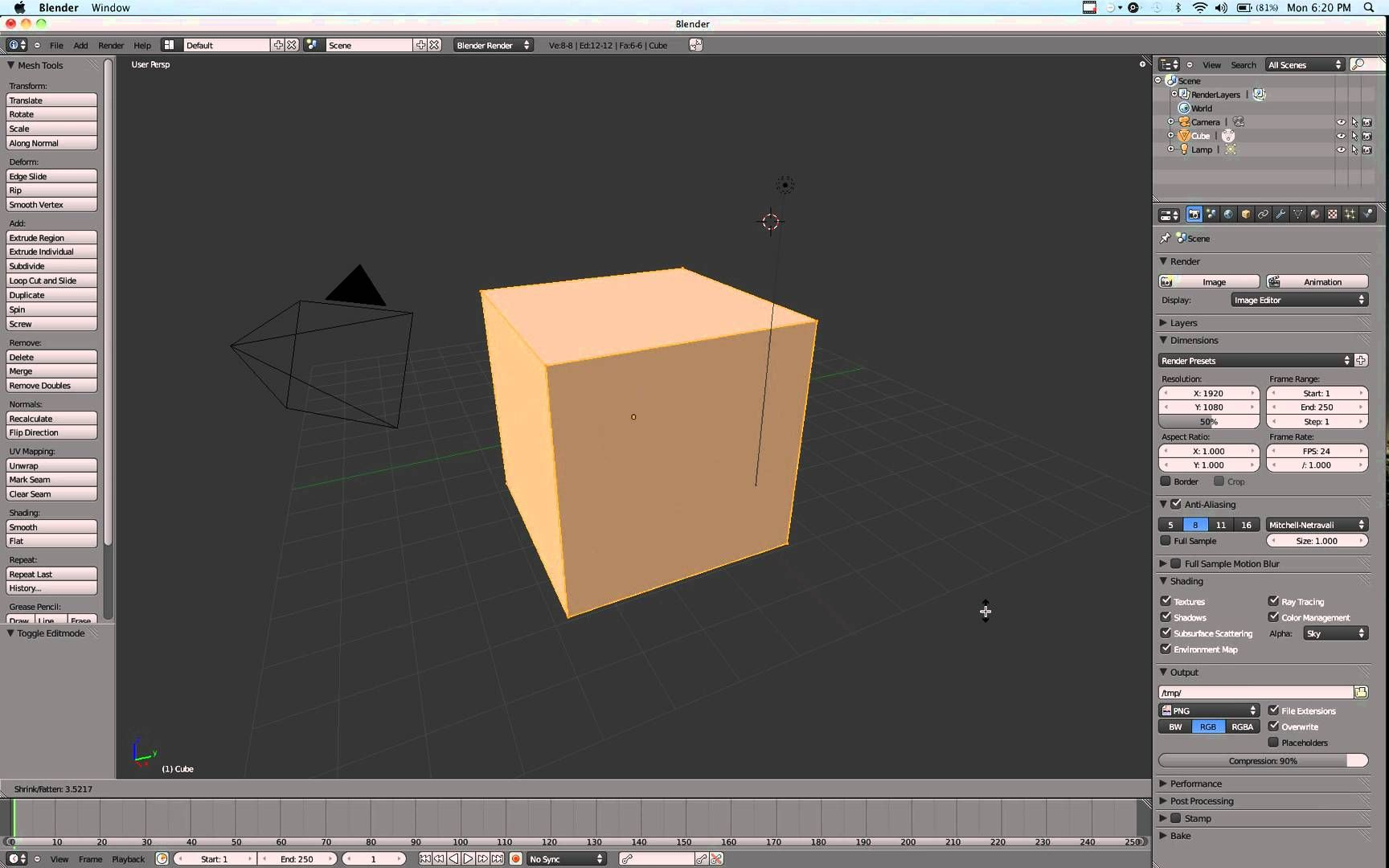Blender Scale Tool Blender Blender tutorial, Blender