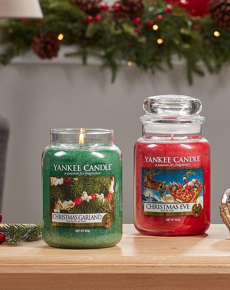 Weihnachtsdufte Christmas Garland Und Christmas Eve Von Yankee
