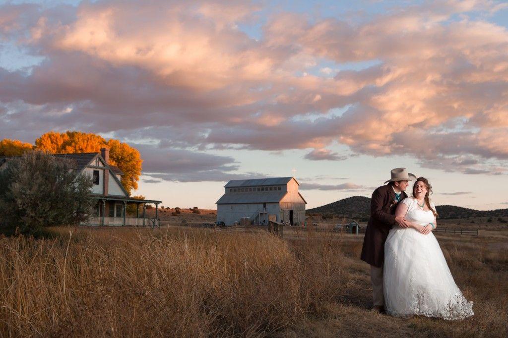 Santa Fe Wedding At Bonanza Creek Ranch Http Newmexicoweddingmagazine