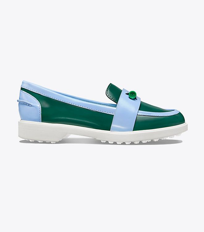 518d1dfb84b Visit Tory Burch to shop for Pocket-tee Golf Loafers and more Womens view  all. Find designer shoes
