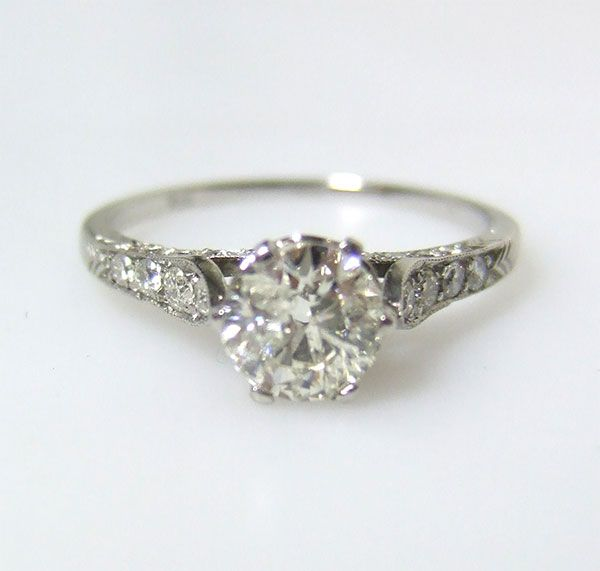 antique engagement ring. 1920\u0027s Absolutely LOVE