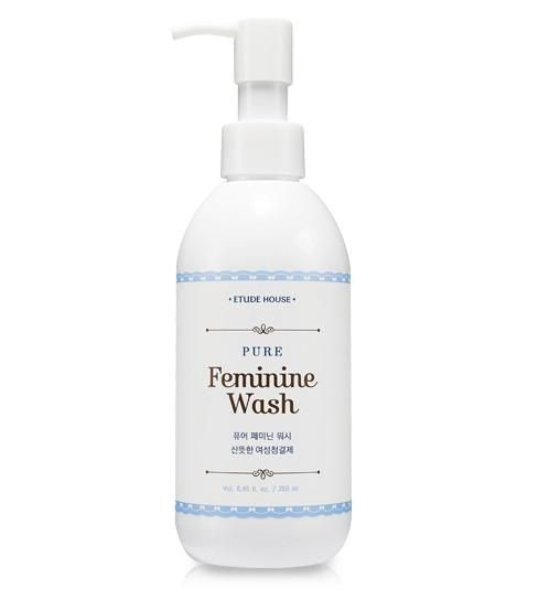 Etude House Pure Feminine Wash Feminine Wash Pure Products