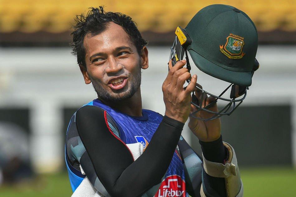 Former captain Mushfiqur among nine Bangladesh cricketers