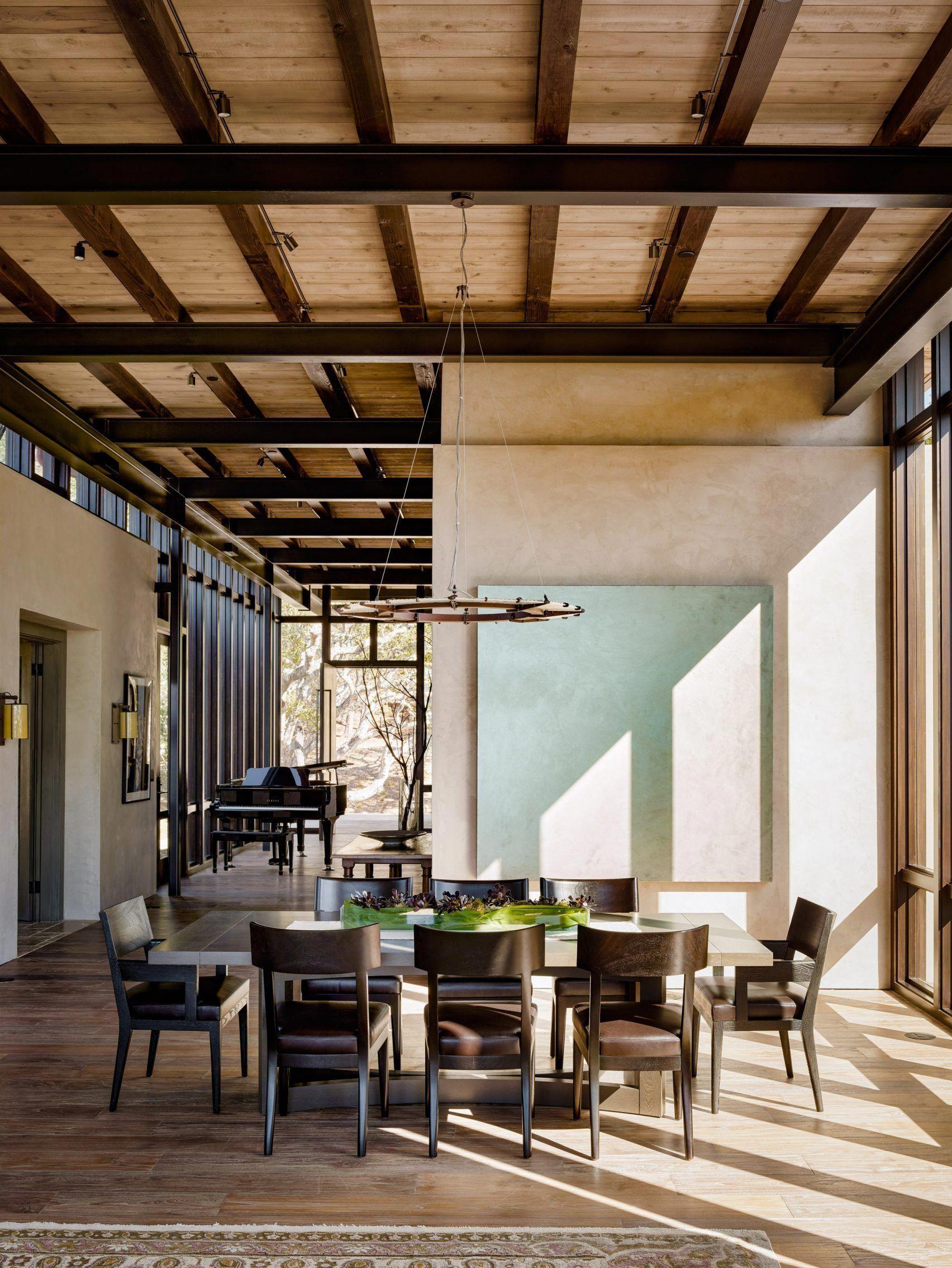 Studio schicketanz design house in carmel valley called tehama 1 homedecormodern