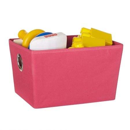 Howards Storage World | Storage Tote Medium - Fuchsia  sc 1 st  Pinterest & Howards Storage World | Storage Tote Medium - Fuchsia | Nursery ...