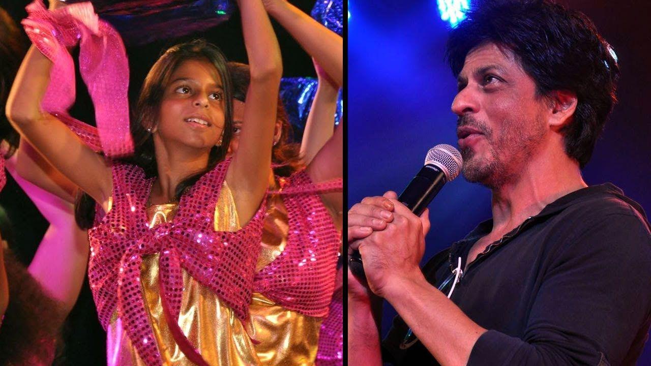 SRK's Daughter Suhana Makes Her Dance Debut!   SRk suhana ...