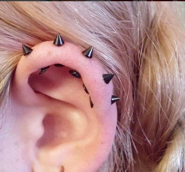 Do You Single Double Or Triple A Helix Piercing Guide