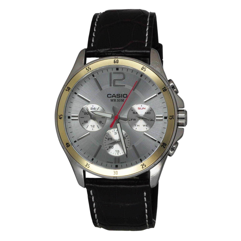 Casio Men's MTP1374L-7A Dress Watch