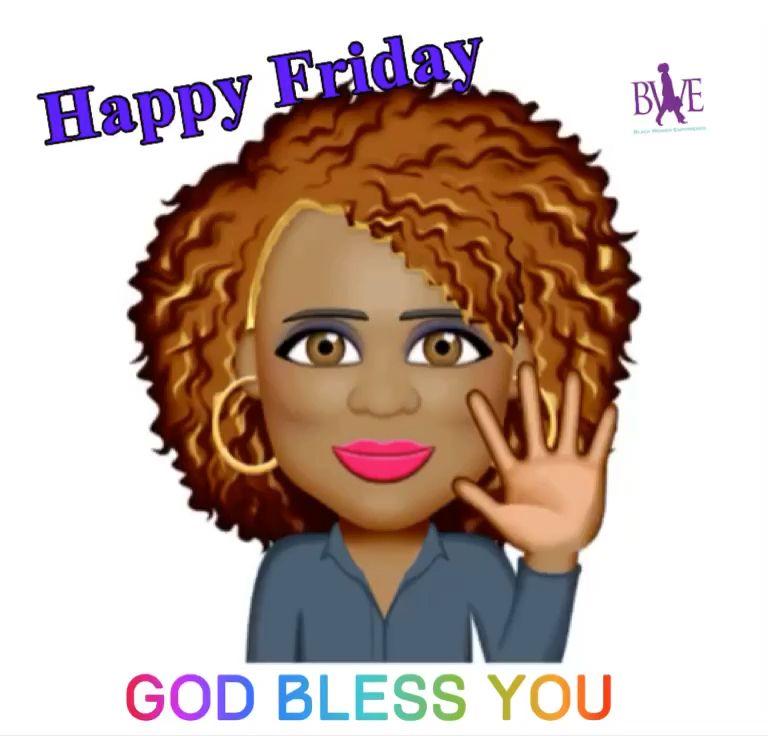 Happy Friday Everyone ️